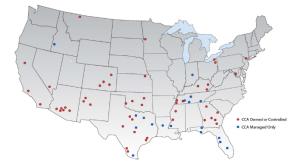 CCA Facility Map May 2013