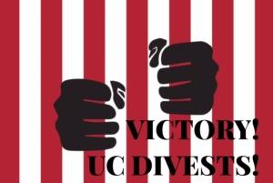 UC Divests
