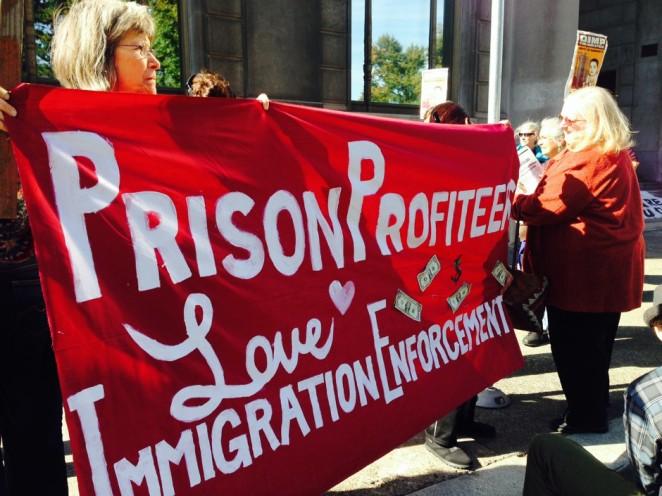 Immigration Divestment Campaign