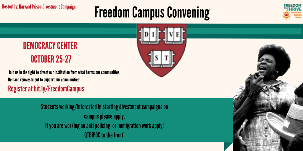 Freedom Campus Flyer
