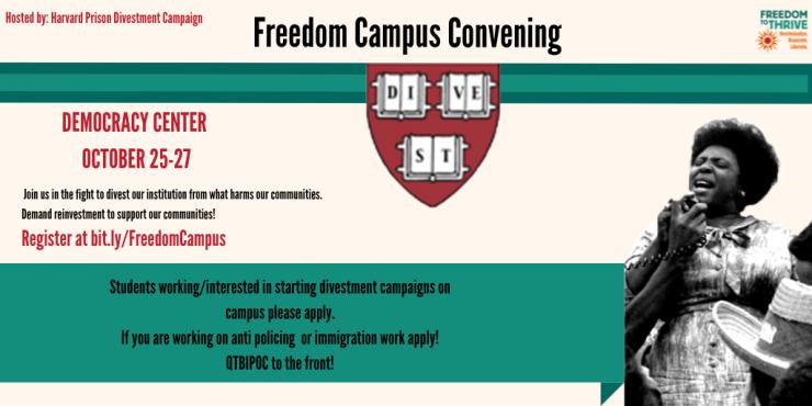 Freedom Campus Flyer
